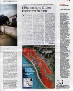 Les permis risques de la faute lib ration la faute for Construction piscine zone non constructible